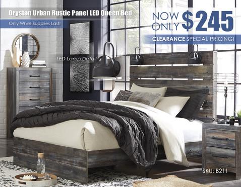 Drystan Urban Rustic Queen Panel Bed Special_B211_Sep2021.jpg