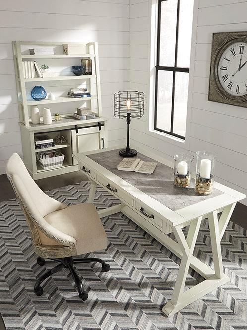 Jonileene Home Office Large Leg Desk