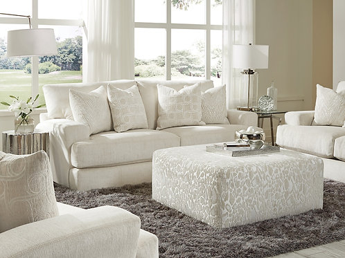Lamar Cream Sofa