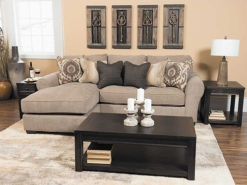 Pantomine Driftwood 2-PC Sectional (LSF)
