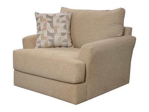Copeland Oak Chair and a Half
