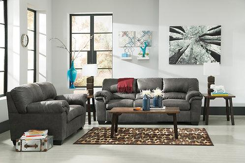 Bladen Slate Sofa & Loveseat