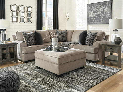 Bovarian Stone 2-Piece Sectional