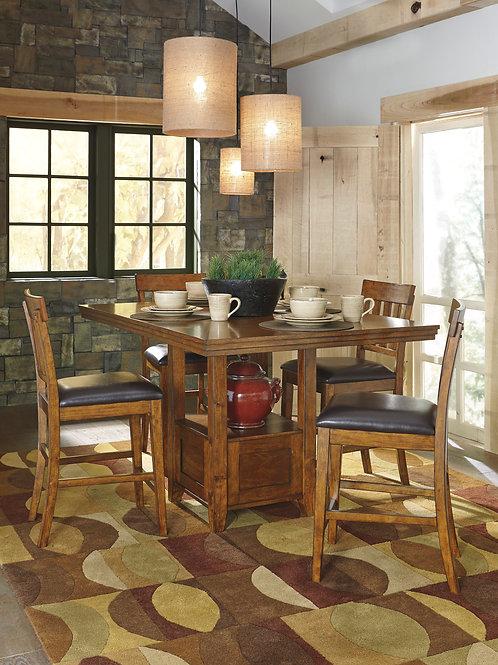 Ralene Pub Table & 4 Chairs