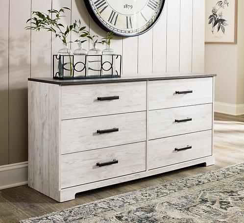 Shawburn Two-Tone Dresser