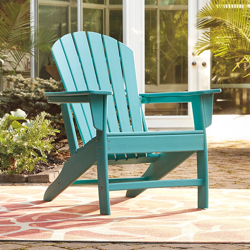 Adirondack Turquoise Sundown Treasure Deck Chair