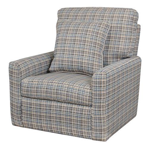 Newberg Platinum Accent Swivel Chair
