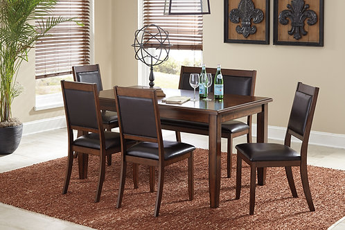 Meredy 6-PC Dining Set