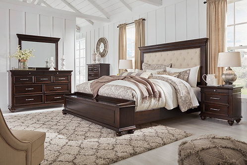 Brynhurst Queen Upholstered Storage Bedroom Set