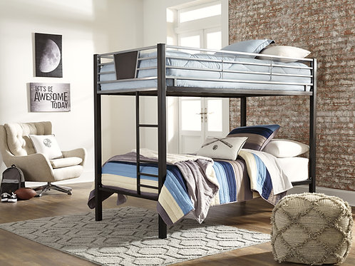 Dinsmore Twin-over-Twin Bunk Bed