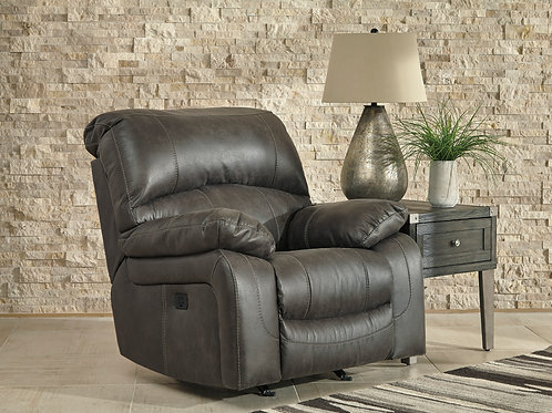 Dunwell Steel Recliner