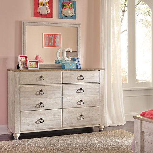 Willowtown Youth Dresser