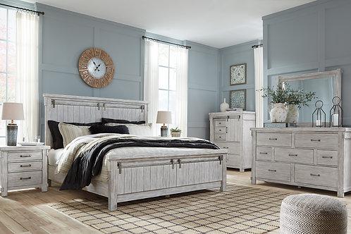 Brashland All Wood Bedroom Set
