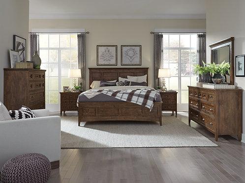 Bay Creek Queen Storage Bedroom Set