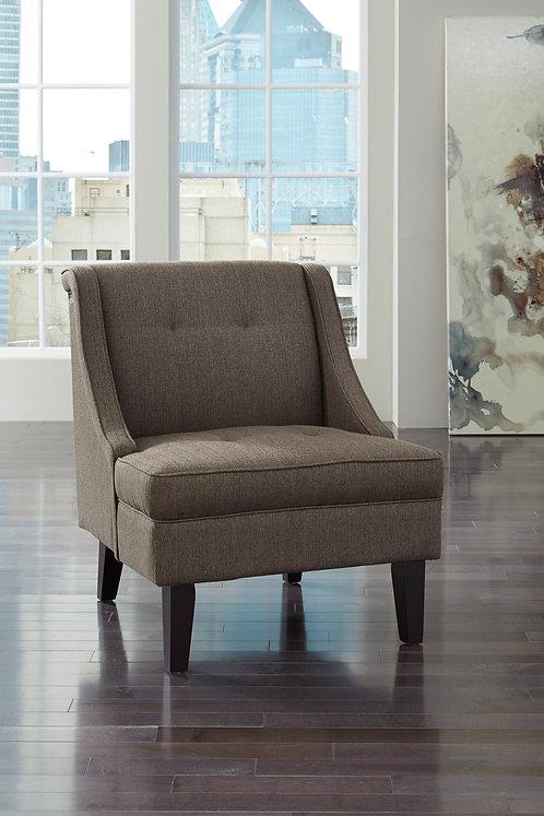 Clarinda Gray Accent Chair