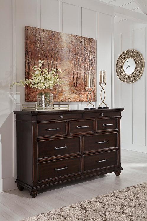 Brynhurst Walnut Dresser