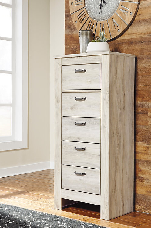 Bellaby Whitewash Narrow Chest