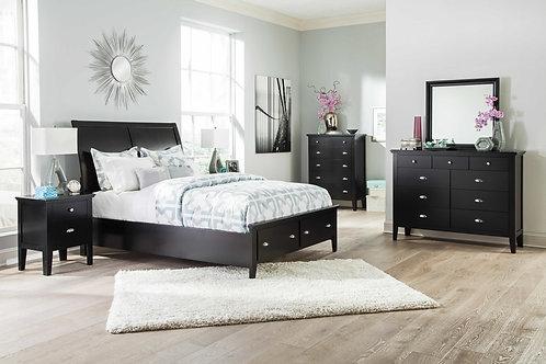 Braflin Panel Bedroom Set