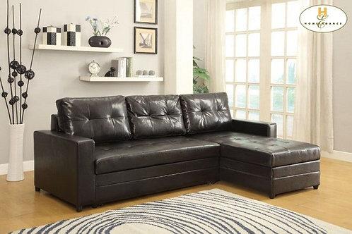 Kemen Collection Sleeper Sofa Sectional