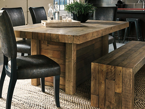 Sommerford Rustic Plank Top Table