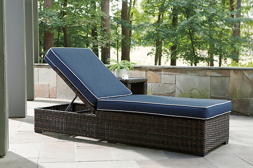 Grasson Lane Outdoor Chaise Lounge