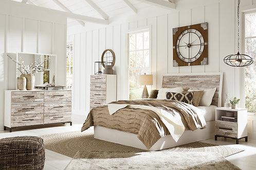 Evanni Full or Queen Headboard Bedroom Set
