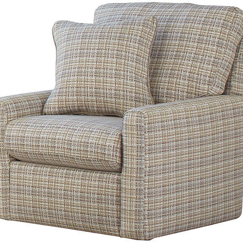 Newberg Winter Accent Swivel Chair