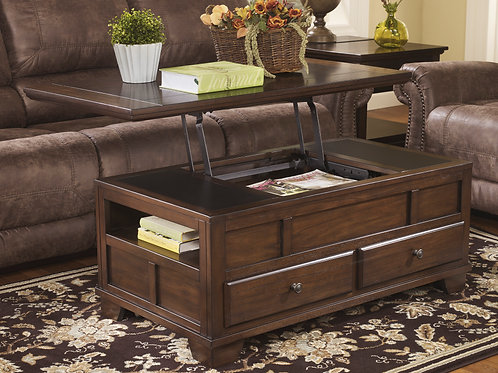 Gately Lift-Top Cocktail Table