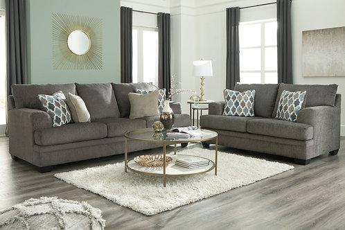 Dorsten Slate Sofa & Loveseat