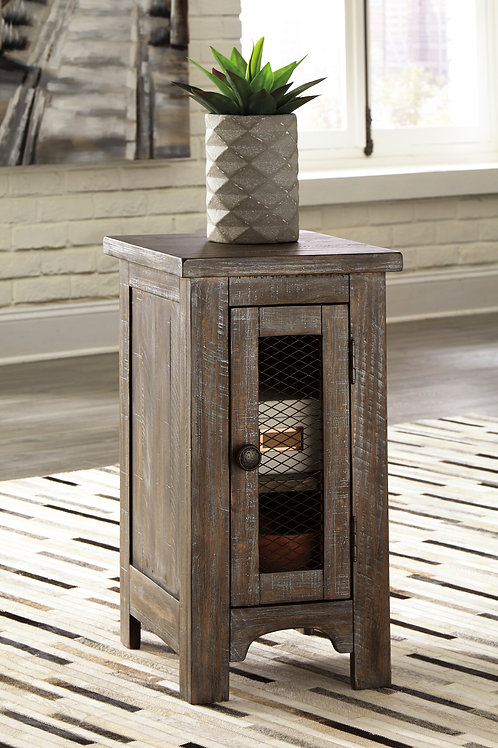Danell Ridge Chair Side End Table