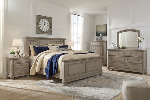 Lettner Panel Bedroom Set