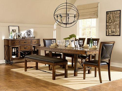 Urbana Dining Table & 4 Chairs