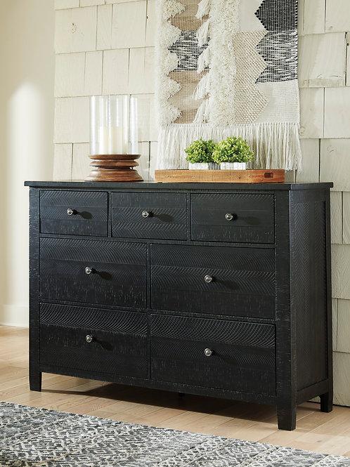 Noorbrook Black Dresser