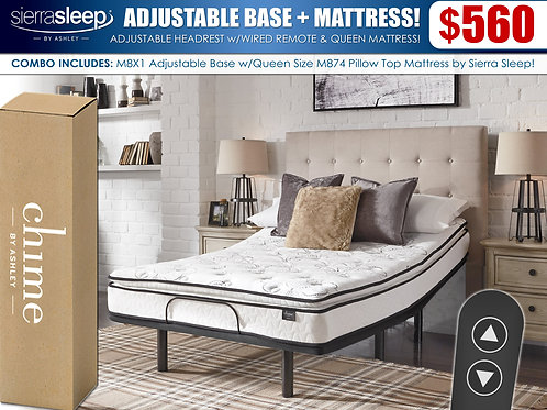 Adjustable Base & Mattress Combo Special!