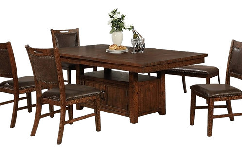 Lifestyle Regular Height Table & 4 Chairs
