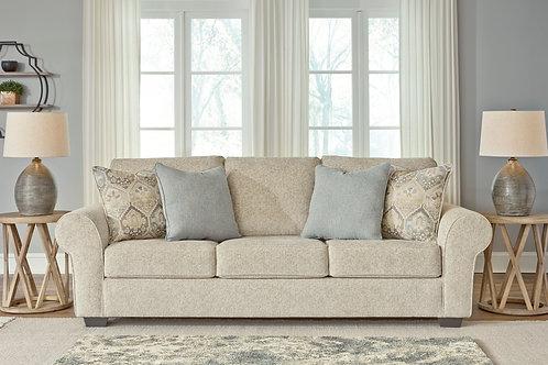 Haisley Ivory Sofa