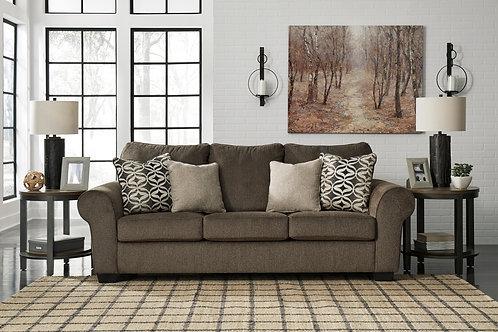 Nesso Walnut XL Sofa