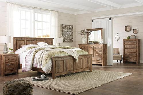 Blaneville Panel Bedroom Set