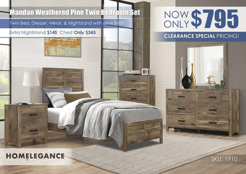 Mandan Weathered Pine Finish Youth Twin Bedroom Set_1910_Homelegance_Oct2021.jpg