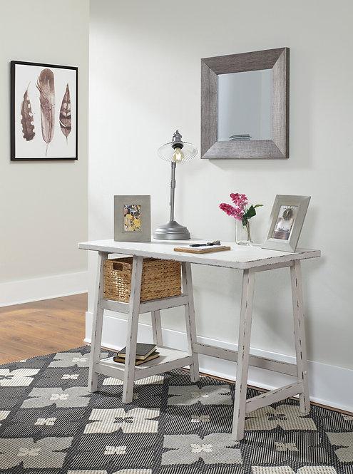 Mirimyn Antique White Small Office Desk