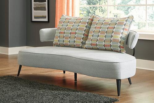 Hollyann Gray Ready-to-Assemble Sofa