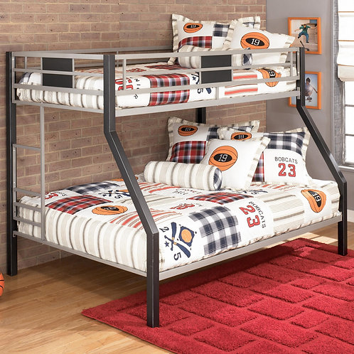 Dinsmore Twin-over-Full Bunk Bed