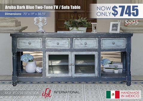 Aruba Dark Blue Two Tone TV Sofa Table_IFD7331STN70DK_Sep2021.jpg
