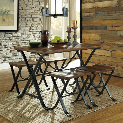Freimore 5-PC Dining Set