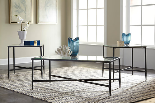 Augeron 3-in-1 Table Set