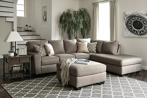 Calicho Cashmere 2-PC Sectional