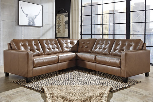 Baskove Auburn 3-PC Sectional