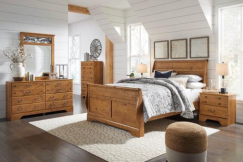 Bittersweet Queen Sleigh Bedroom Set