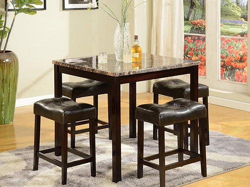 Kinsey 5-PC Counter-Height Set