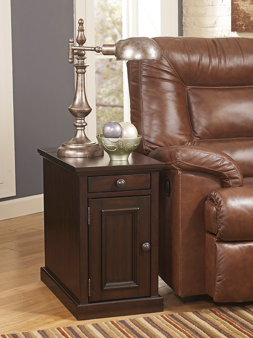 Laflorn Sable Chair Side End Table
